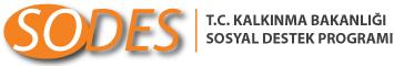 Sosyal Destek Programı (SODES) Logo